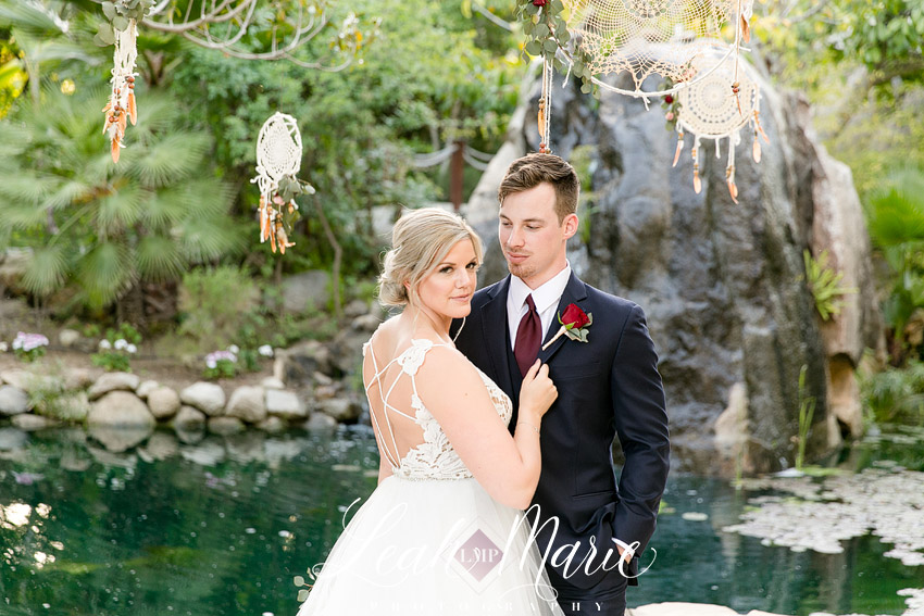 paradise falls vows for vets leah marie photography